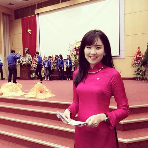 Điểm danh những nữ BTV truyền hình xinh đẹp nhất Việt Nam 7