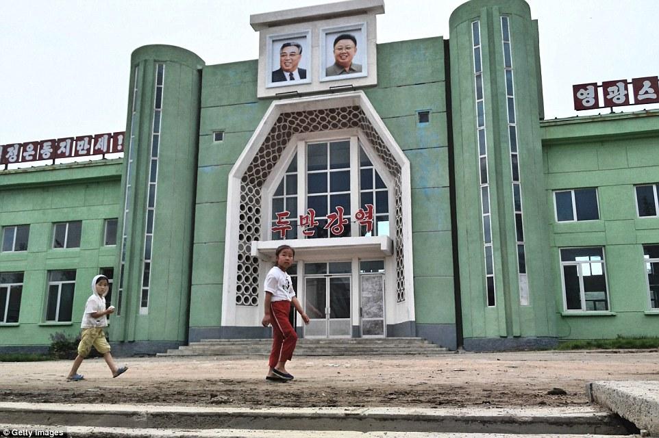 Hình ảnh mới nhất về cuộc sống của người dân Triều Tiên 1