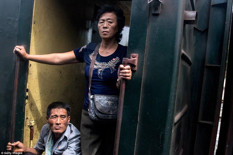 Hình ảnh mới nhất về cuộc sống của người dân Triều Tiên 7