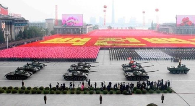 Triều Tiên sẽ tổ chức diễu binh lớn hơn Trung Quốc 1