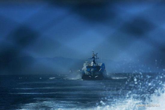 Ảnh hải quân Trung Quốc tập trận bắn đạn thật trên biển Hoa Đông 2
