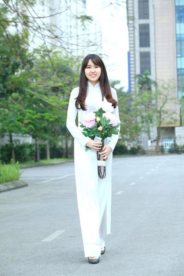Nữ sinh Hà Nội giành học bổng gần 4 tỷ đồng 1