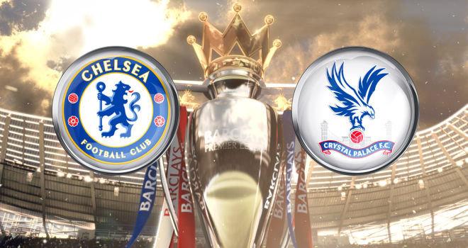 Kết quả trận đấu Chelsea vs Crystal Palace 1