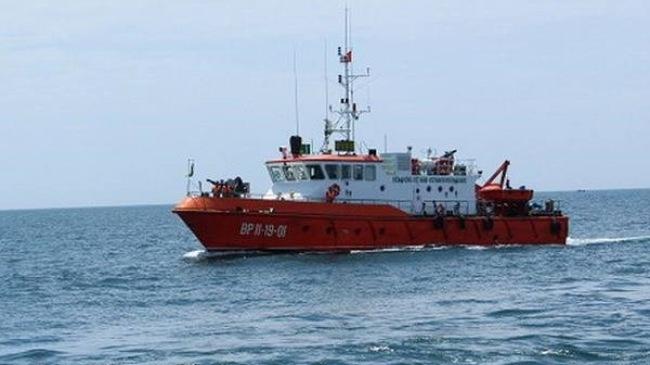 Vụ chìm tàu 7 người mất tích ở Bình Thuận: Tìm thấy thi thể một ngư dân 1