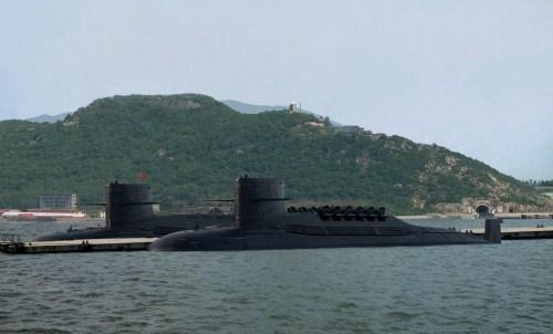 Trung Quốc triển khai loạt tàu ngầm hạt nhân ở Biển Đông 1