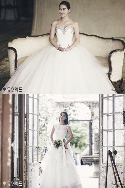 Nữ diễn viên phim Dong Yi hé lộ ảnh cưới và thiệp mời 3