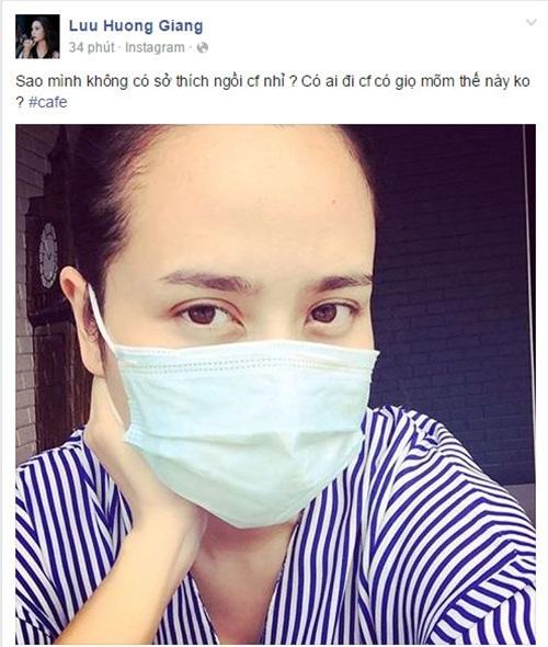 Facebook sao Việt: Hồng Nhung hào hứng vào bếp cùng các con 9