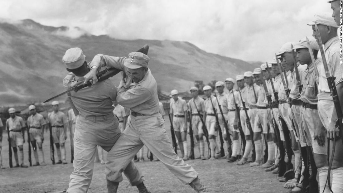 Mỹ - Trung, những đồng minh đã lãng quên nhau trong Thế chiến II 1