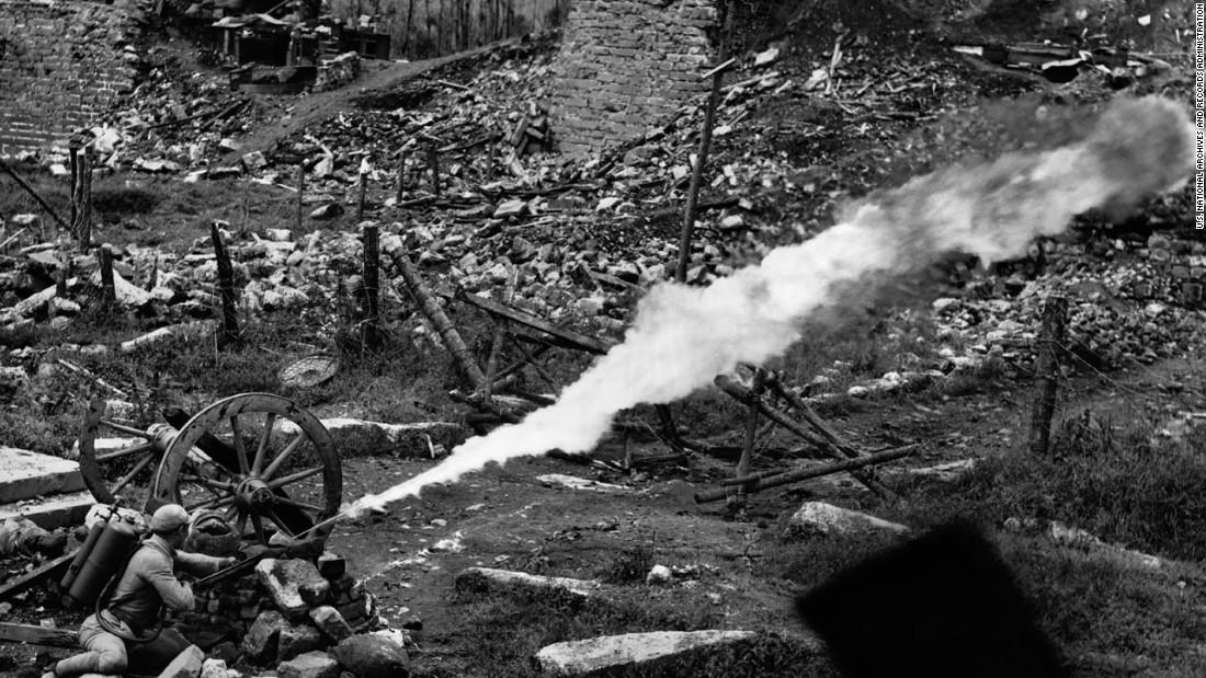 Mỹ - Trung, những đồng minh đã lãng quên nhau trong Thế chiến II 4