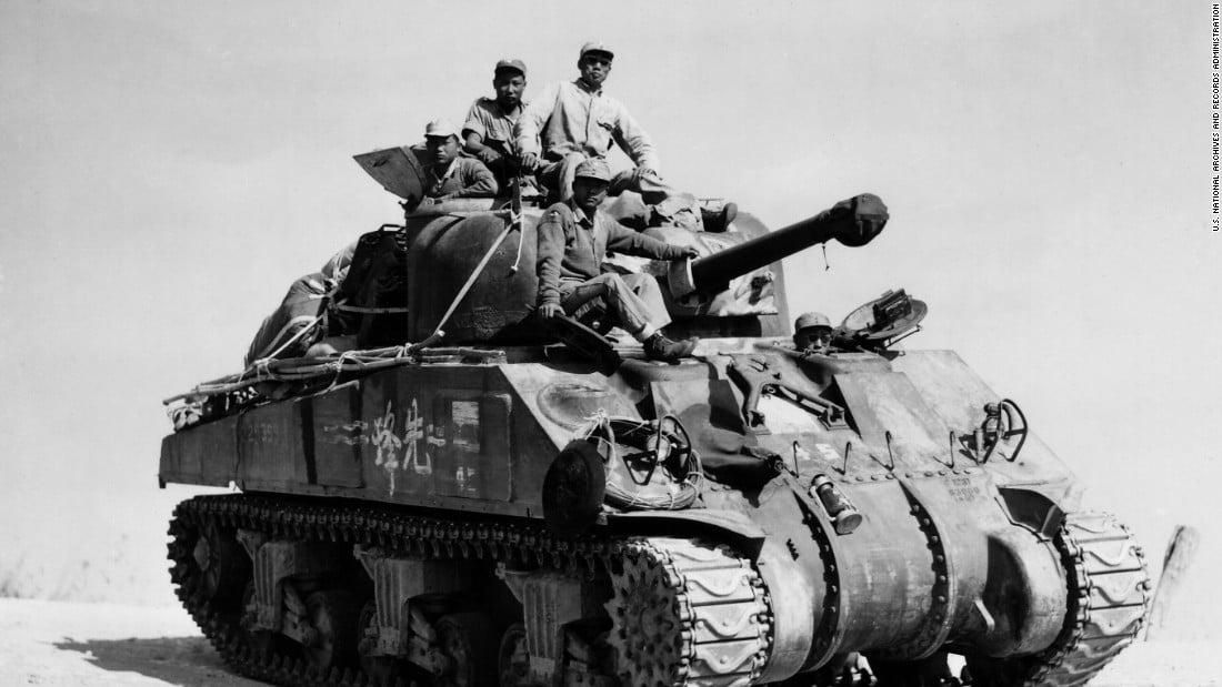 Mỹ - Trung, những đồng minh đã lãng quên nhau trong Thế chiến II 5