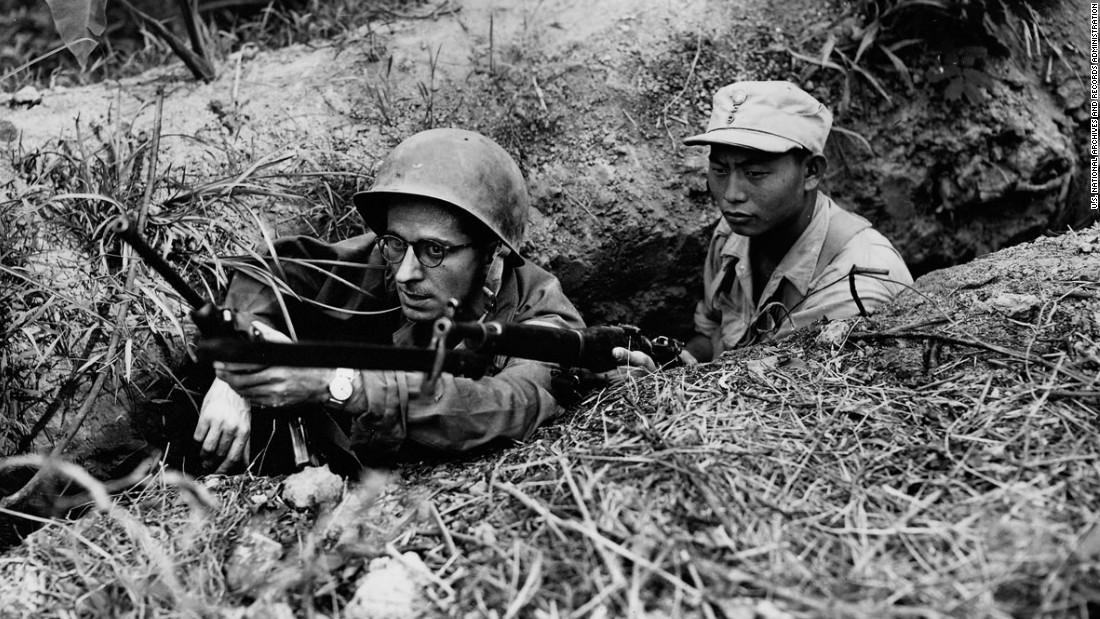 Mỹ - Trung, những đồng minh đã lãng quên nhau trong Thế chiến II 6