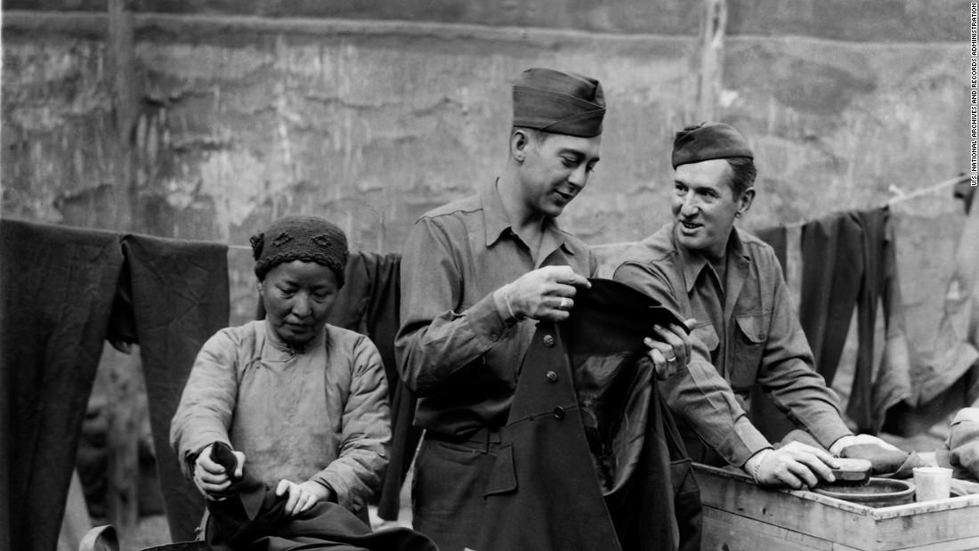 Mỹ - Trung, những đồng minh đã lãng quên nhau trong Thế chiến II 7