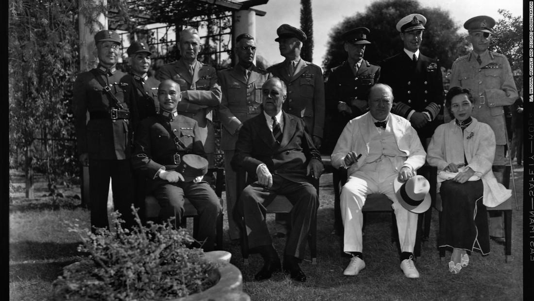 Mỹ - Trung, những đồng minh đã lãng quên nhau trong Thế chiến II 9