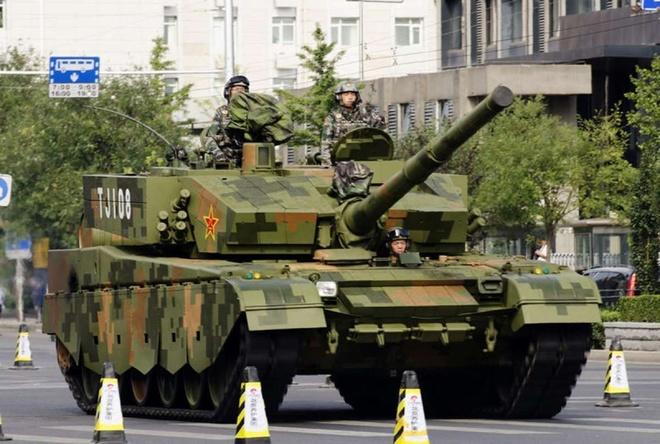 Hình ảnh Những vũ khí tân tiến lần đầu xuất hiện trong lễ duyệt binh Trung Quốc số 2