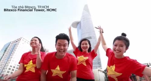 Xúc động thanh niên Đông Nam Á hát 'Tôi yêu Việt Nam' mừng ngày 2/9 1