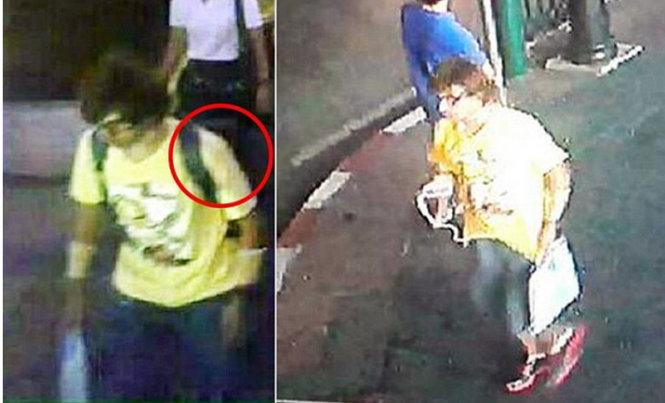 Đánh bom Bangkok: Tìm thấy vân tay nghi phạm trên vật chứng chế bom 1