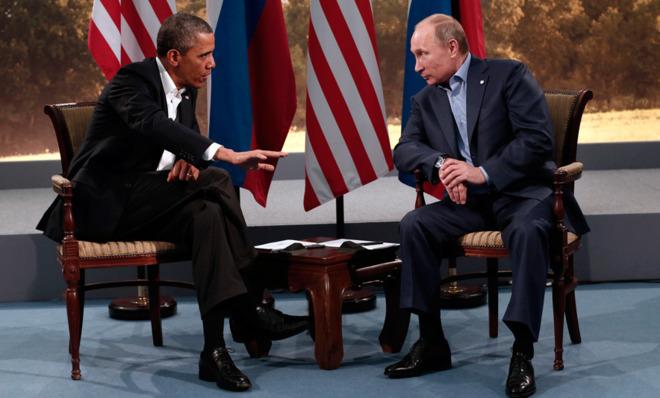 Sự khác nhau giữa Nga và Mỹ trong chiến lược toàn cầu 1