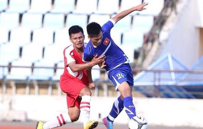 Kết quả trận bán kết giải  U19 Việt Nam 4-0 U19 Lào 1