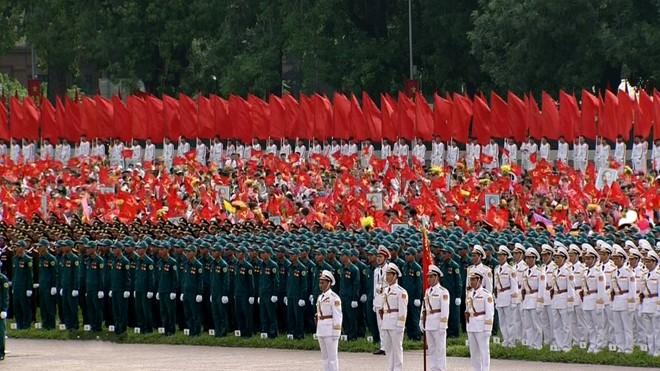 Báo quốc tế viết về lễ diễu binh mừng Quốc khánh của Việt Nam 1