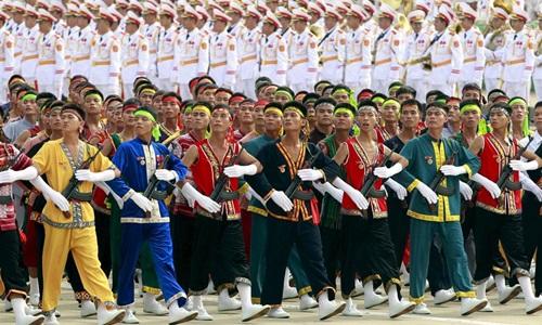 Báo quốc tế viết về lễ diễu binh mừng Quốc khánh của Việt Nam 5