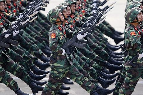 Báo quốc tế viết về lễ diễu binh mừng Quốc khánh của Việt Nam 2