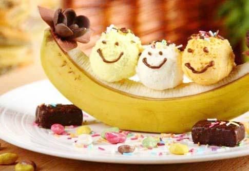 Những cách làm kem chuối thơm ngon đơn giản tại nhà 12