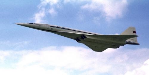 Chi tiết Tu-144 - Máy bay vận tải siêu thanh đầu tiên trên thế giới 3