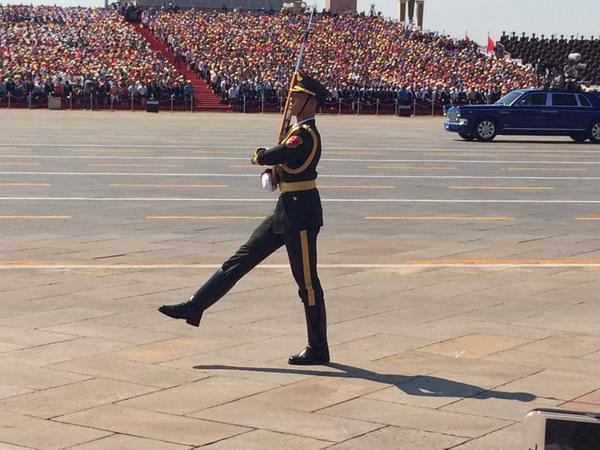 Duyệt binh Trung Quốc kỷ niệm 70 năm kết thúc Thế chiến II  4