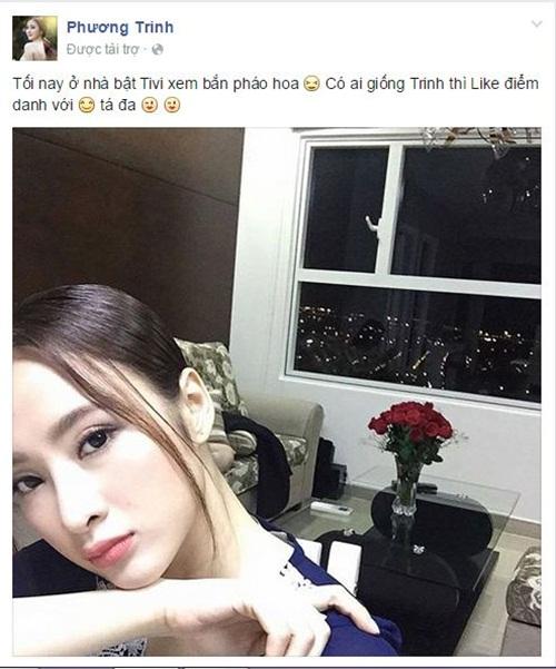 Facebook sao Việt: Nhã Phương