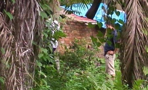 Hà Nội: Nghi án cô gái trẻ bị sát hại, giấu xác sau nhà 1