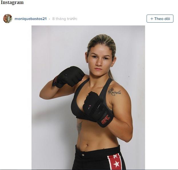 Hai tên cướp 'khóc thét' vì dám chặn đường nữ võ sĩ MMA 1