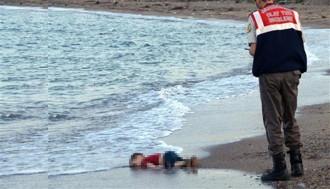 Lãnh đạo châu Âu nói gì sau vụ cậu bé Syria tử vong trên biển 1