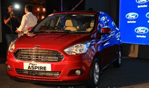Ô tô Ford từ 166 tỷ đồng làm nóng thị trường 1