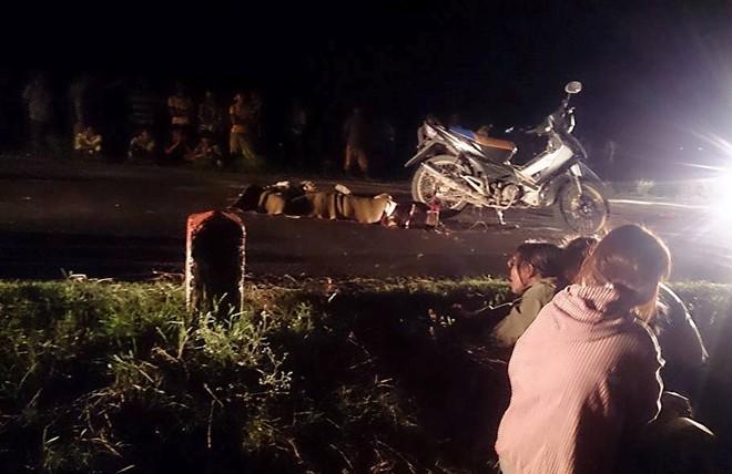 Tai nạn giao thông, bé gái 3 tuổi tử vong 1
