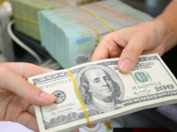 Tỷ giá USD/VND ngày 7/9 tiếp tục giảm 1