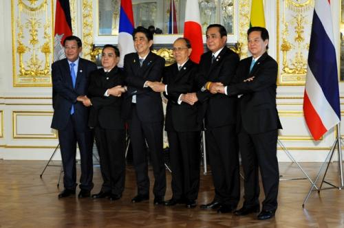 Trung-Nhật ráo riết cạnh tranh, giành ảnh hưởng ở Đông Nam Á 2
