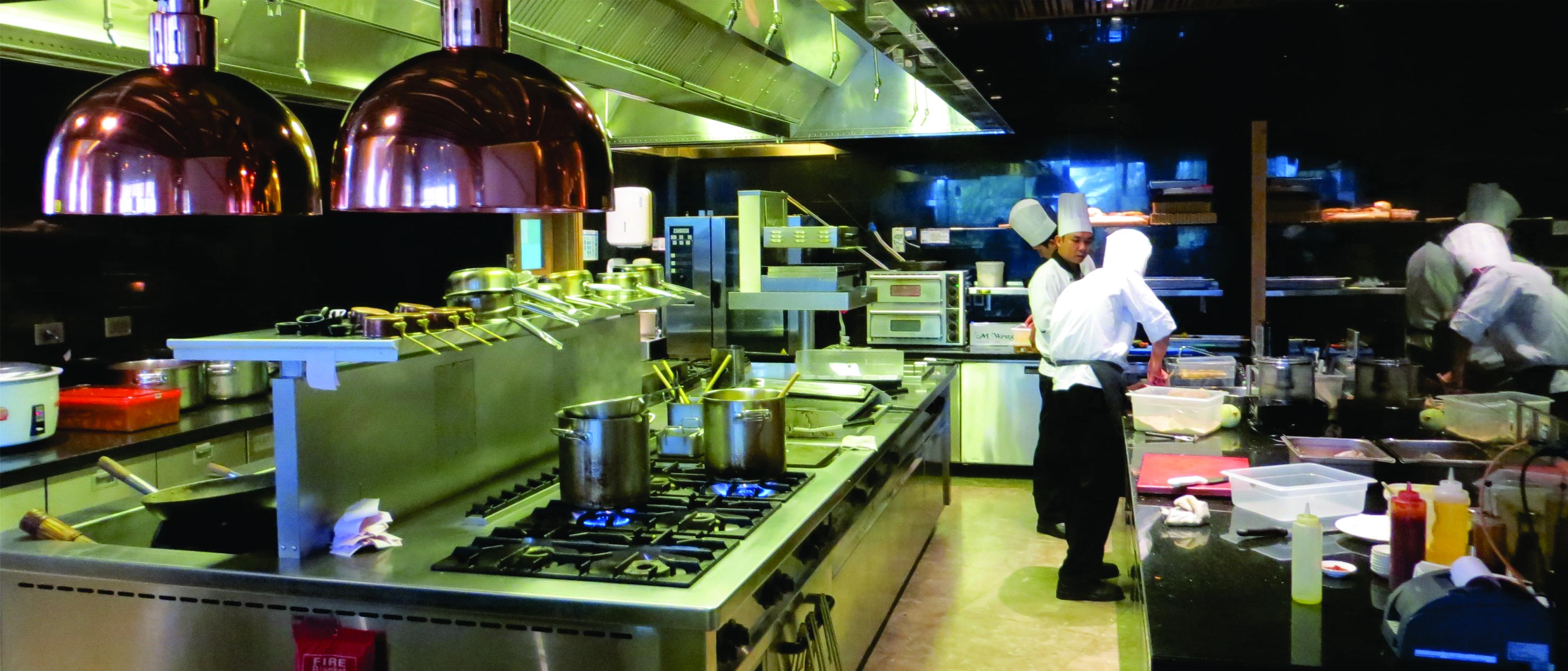 Hà Yến phát triển các sản phẩm bếp công nghiệp tiết kiệm năng lượng 1