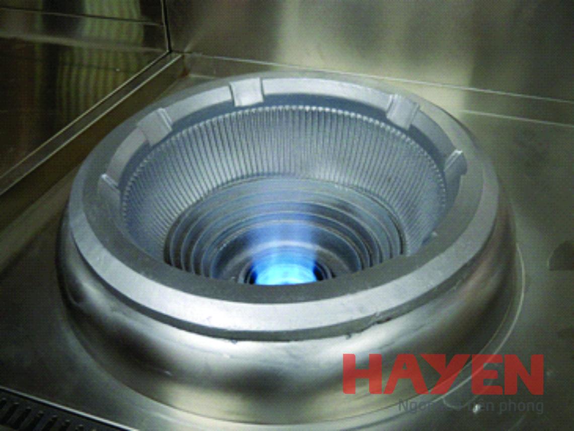Hà Yến phát triển các sản phẩm bếp công nghiệp tiết kiệm năng lượng 2