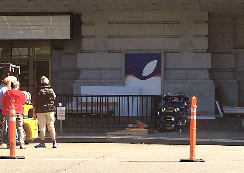 HA�nh a??nh ToA�n ca??nh sa�� kia��n ra ma??t iPhone 6S vA� 6S Plus ca��a Apple sa�� 3