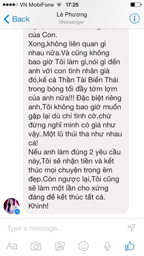 Những vụ ly hôn đầy ồn ào của sao Việt 2