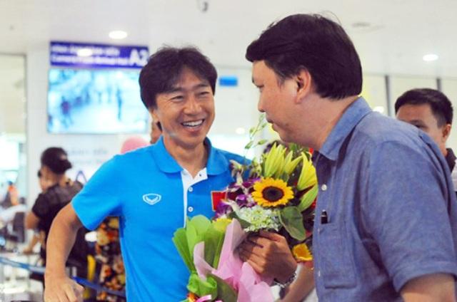 HLV Miura sẽ gọi thêm cầu thủ cho trận gặp Iraq và Thái Lan 1