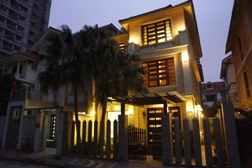Ngắm biệt thự đẹp lung linh của Hồ Quỳnh Hương giữa lòng Hà Nội 4