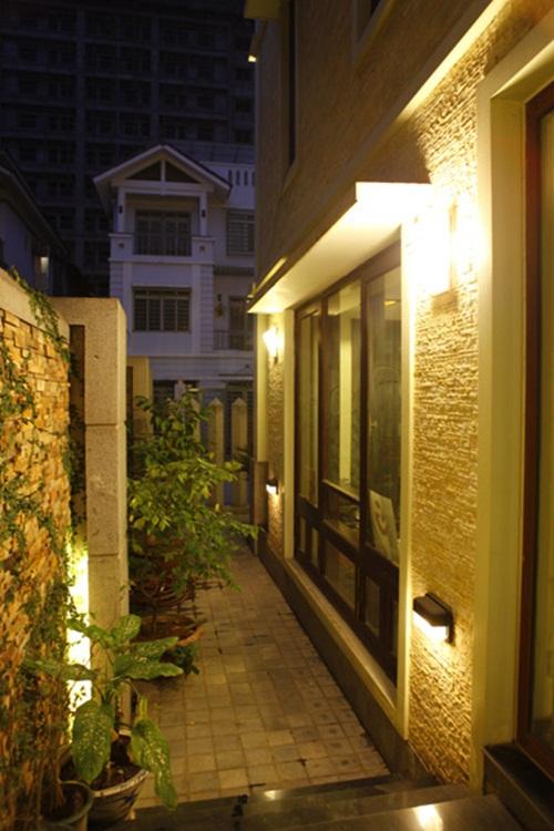 Hình ảnh Ngắm biệt thự đẹp lung linh của Hồ Quỳnh Hương giữa lòng Hà Nội số 3