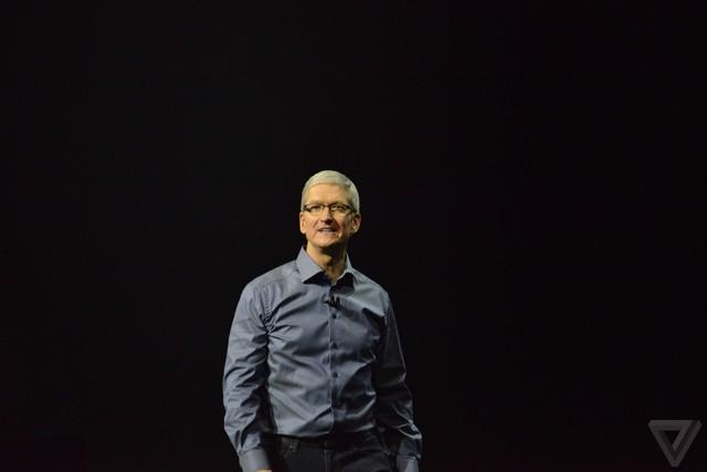 Tường thuật lễ ra mắt iPhone 6S và 6S Plus 40