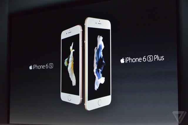 iPhone 6S và 6S Plus: cấu hình mạnh hơn, giữ nguyên thiết kế 2