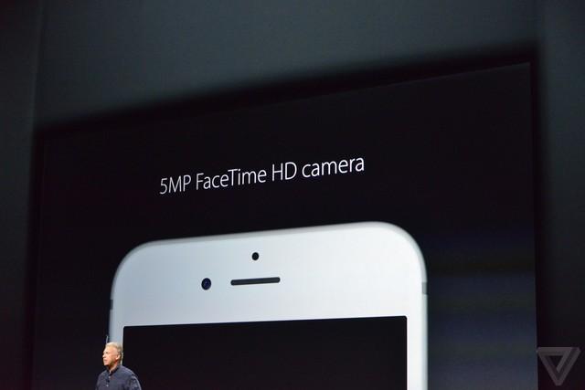 iPhone 6S và 6S Plus: cấu hình mạnh hơn, giữ nguyên thiết kế 5