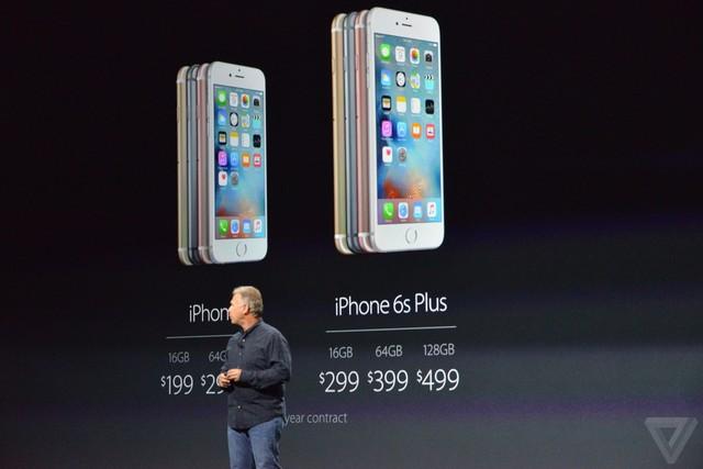iPhone 6S và 6S Plus: cấu hình mạnh hơn, giữ nguyên thiết kế 6