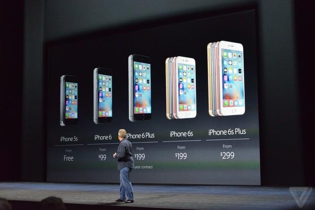 iPhone 6S sẽ có giá chỉ 199 USD, 6S Plus là 299 USD 2