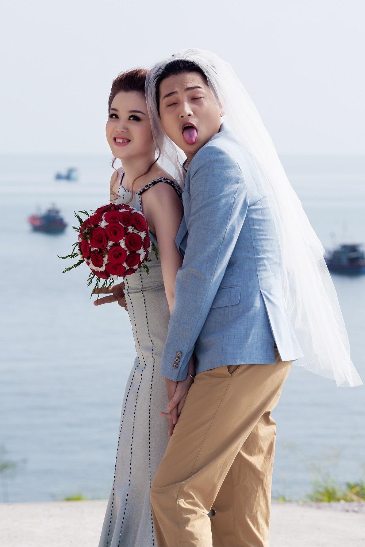 Hé lộ ảnh cưới của ông trùm hoa hậu Mã Siêu và nữ tiếp viên hàng không 9