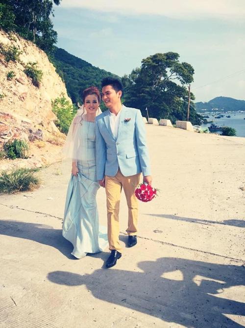 Hé lộ ảnh cưới của ông trùm hoa hậu Mã Siêu và nữ tiếp viên hàng không 6